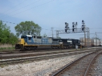 CSX 7522 & NS 9106